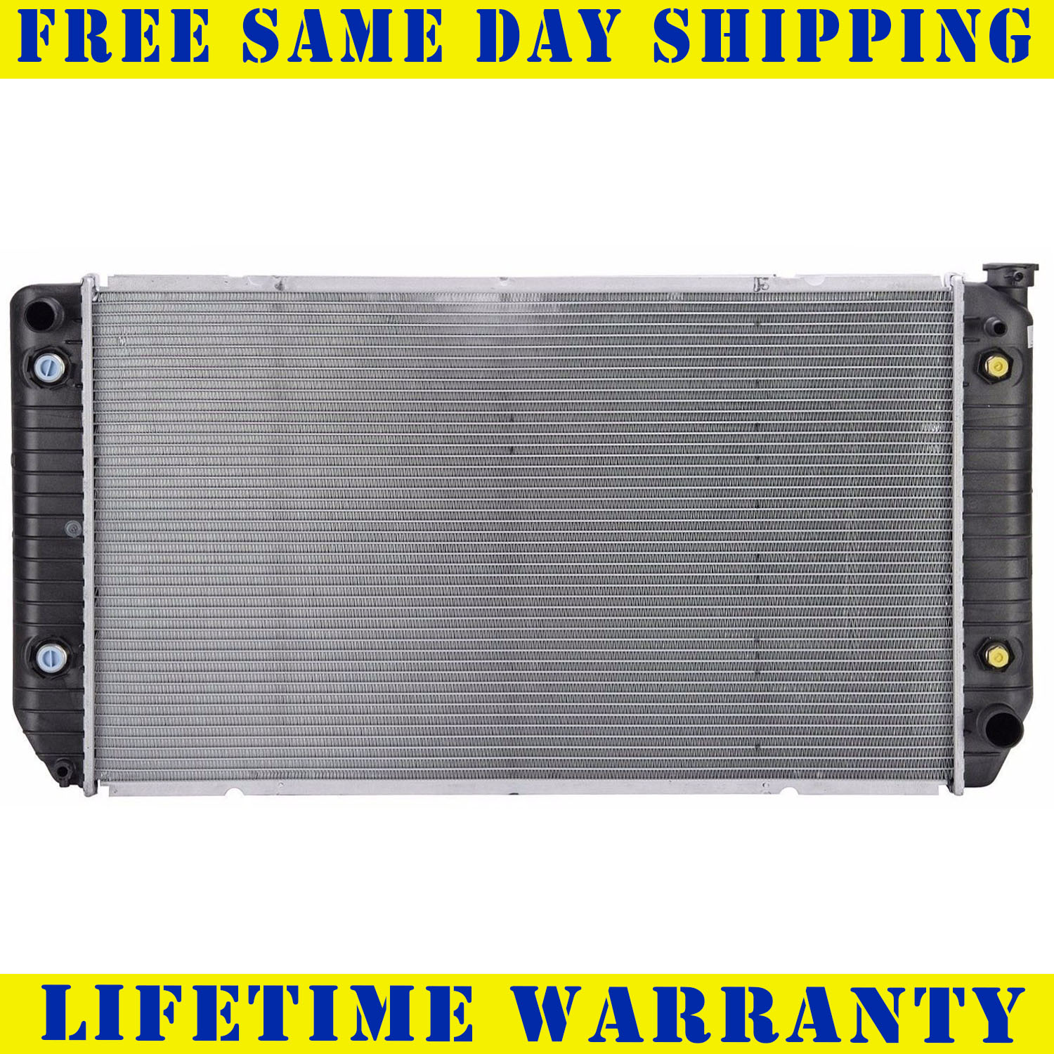 Radiator For Chevy C2500 C3500 7.4 1696